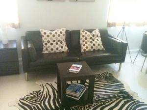apartamento para la renta Miami Beach - First Sofi - Sala